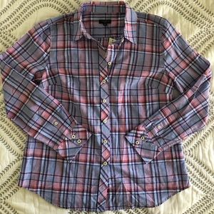 Talbots Casual Button Down